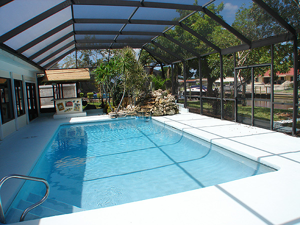 Secret Places Driftwood 4 Bedroom Signature Home Vacation Home Rental With Pool In Cape Coral