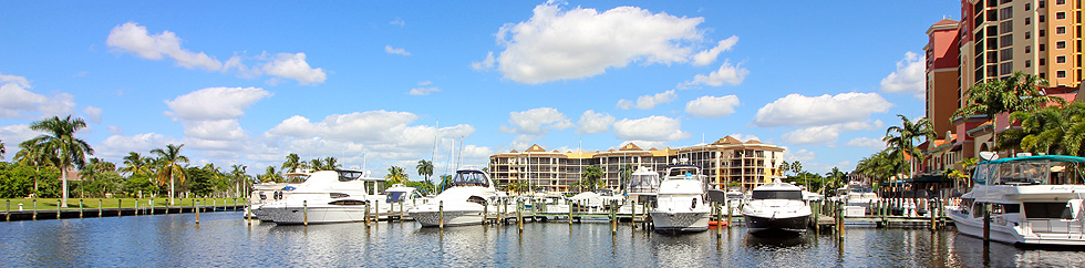 Cape Coral Rates Page Banner